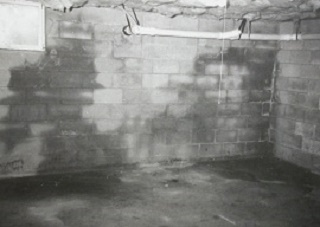 water basement damage